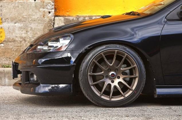 Black Bronze Rims Acura RSX Rpm City - Acura rsx rims