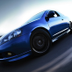 Blue Acura RSX Steaking!