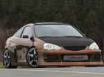 Bronze Acura RSX Turbo'd!