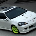 Mugen RSX With Green Rims!