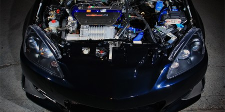 'Acura RSX Supercharger Under The Hood = Beautiful!!!