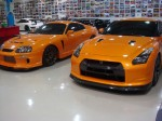 The Filling Of A Dream Garage!