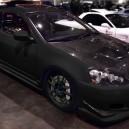 Flat Black Acura RSX DC5!