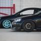 2 Sick n' Slammed 2005 Black Acura RSX Type-S