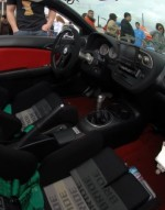 Beautiful Acura RSX/DC5 Interior Racing Style