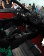 Beautiful Acura RSX/DC5 Interior Racing Style