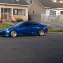 acura rsx blue
