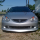Silver Acura RSX Paint Job By Fletcher!