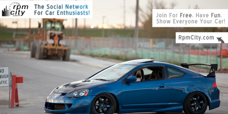 'Beautiful Blue Acura RSX Honda DC5 Acura JDM