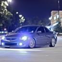 Friend's night pic of my car