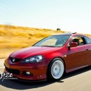 Lee's sexy ISF RED rsx type s