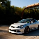 Brothers darith son 02-04 rsx type s with 05-06 front end