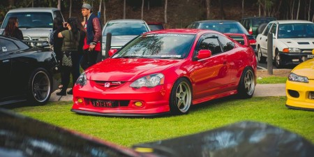 'My '02 DC5R! Photo by Justin Sung for House of Stance