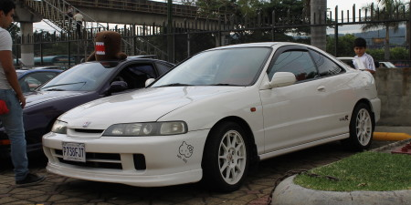 'Authentic JDM RHD DC2