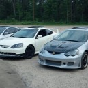 02, 03 and 04 rsx type-s That's how we roll!