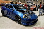 Sweet Blue Acura RSX