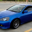 clean 05 rsx type s