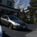 2003 type s. A Spec  suspension, enkei 18s,