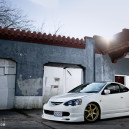 Sick white RSX