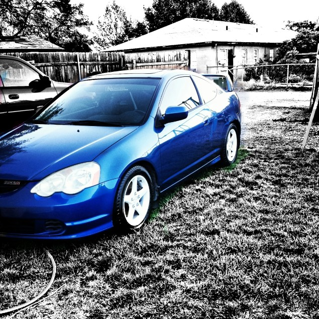 Acura Rsx Type S Acura Tsx: 03 Rsx Type S