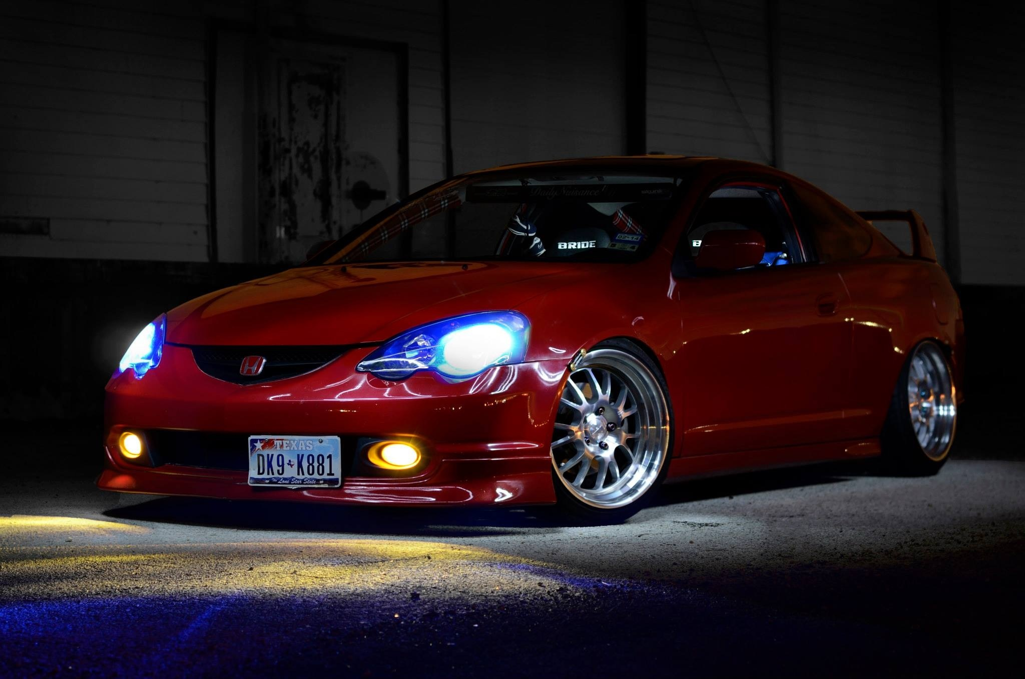 Rsx S On Klutch Wheels Rpm City