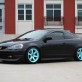 Stanced and supercharged Rsx