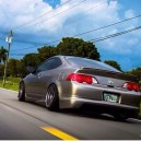 Love this strait roll RSX!