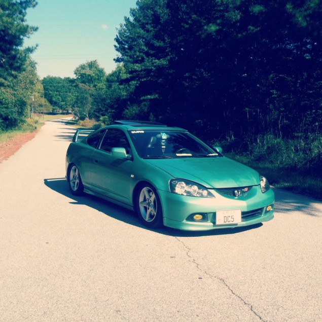 2003 Acura Rsx Type S Front And Back End Conversion
