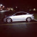 My rsx type s with 60k on it