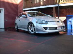 RSX Type-S Mugen front