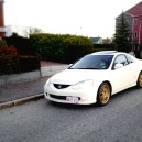 love the page! figured id post a some pics of my DC5 with her new shoes! Ryan,	ME