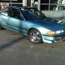 My 90 turbo Gs-R integra