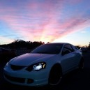 Rsx Sunset