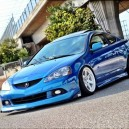 Yumm!  What else can one say of such a gorgeous Acura RSX