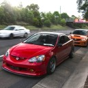 Loving this red RSX Picture!