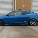 Love this Blue RSX