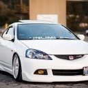 This Acura RSX car is CLEAN!