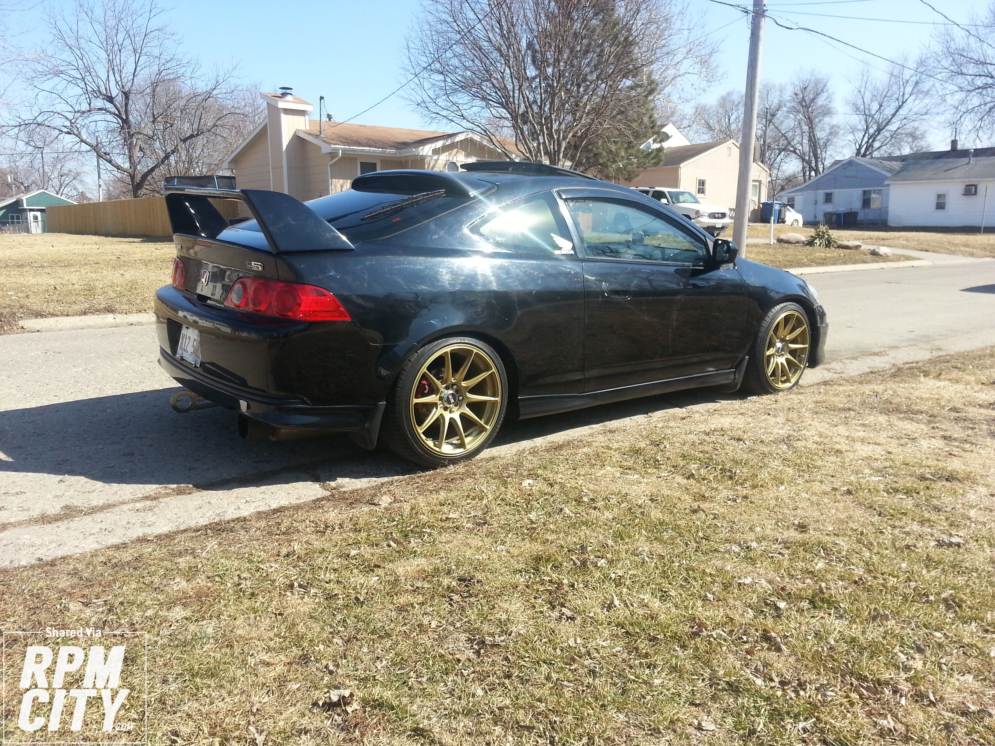 Acura Rsx Type S Rpm City - 2006 acura rsx type s wheels