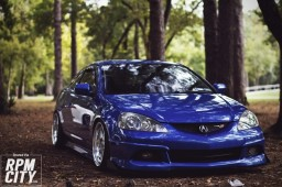 "BLUE RSX — How can you NOT hit ""LIKE"" ?"