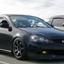 Another Black Acura RSX!  Whose In Love?