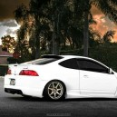 White RSX For Today!