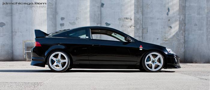 This Is A Sick Rsx Rpm City