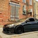 Loving this BLACK #RSX Acura RSX
