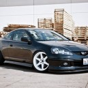 ACURA RSX WHITE SHARED