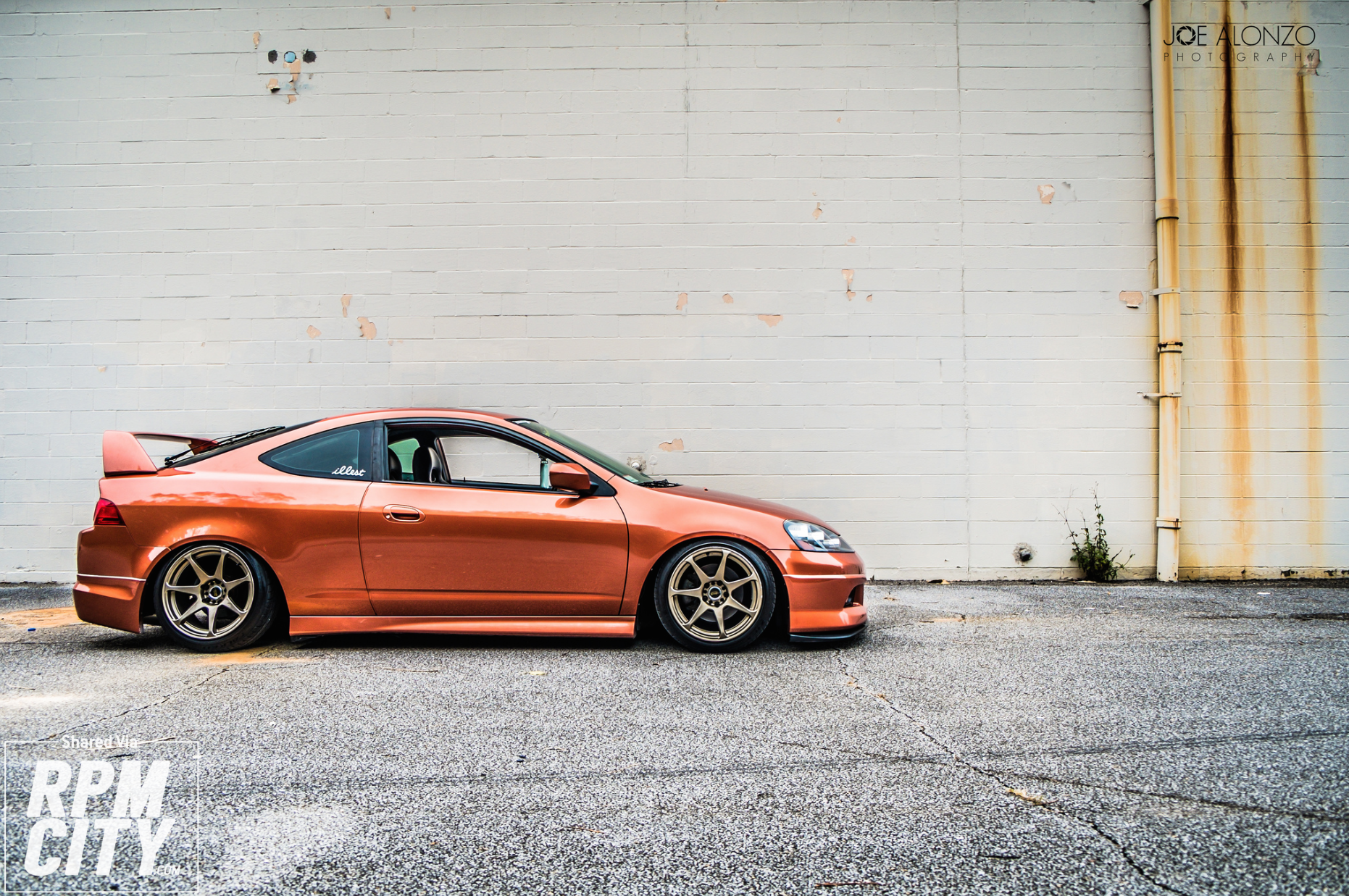 Orange Acura Rsx Worth A Quot Like Quot Rpm City