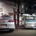 Rsx at garage ;)