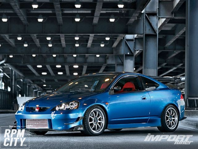 Blue Rsx Perfection Rpm City