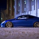 Blue Acura RSX – Type-S