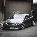 SilverGrey Acura RSX