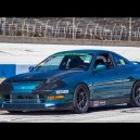 At First This Integra Doesn't Look Fast, But When You See all 740HP You Will Be Amazed!